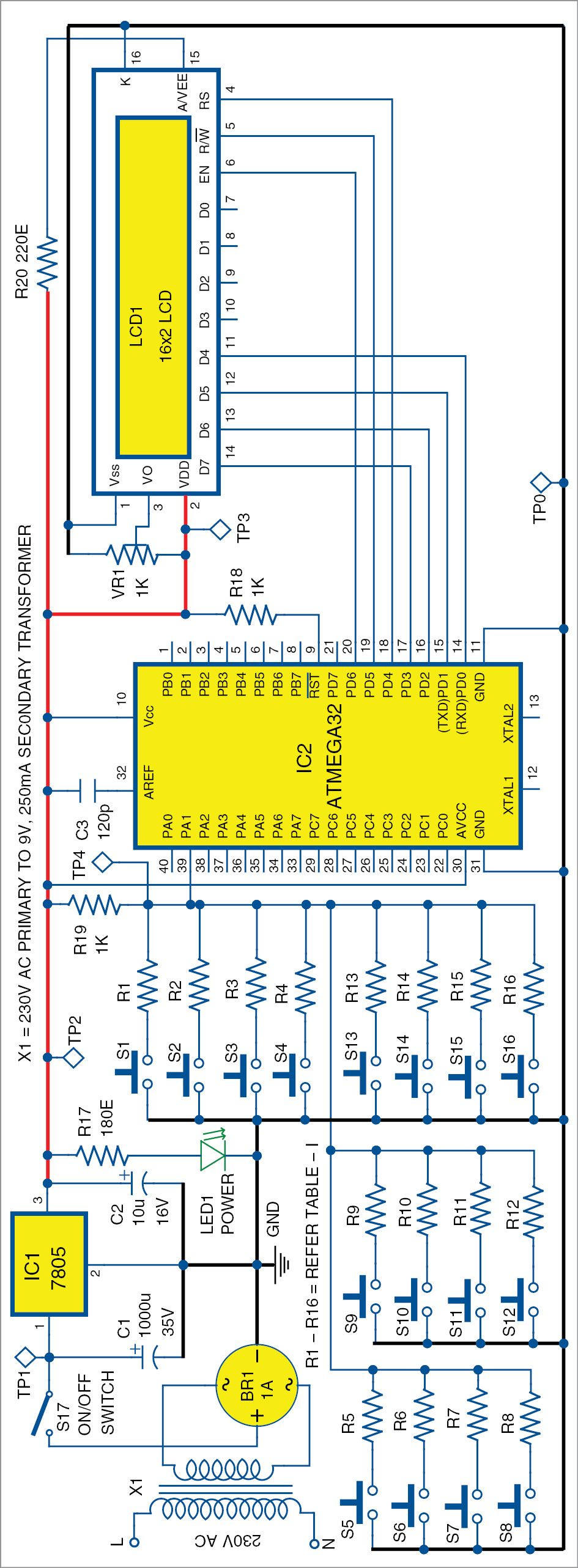 Single Wire 4 X Arduino Pinterest Lcd Wiring Diagram