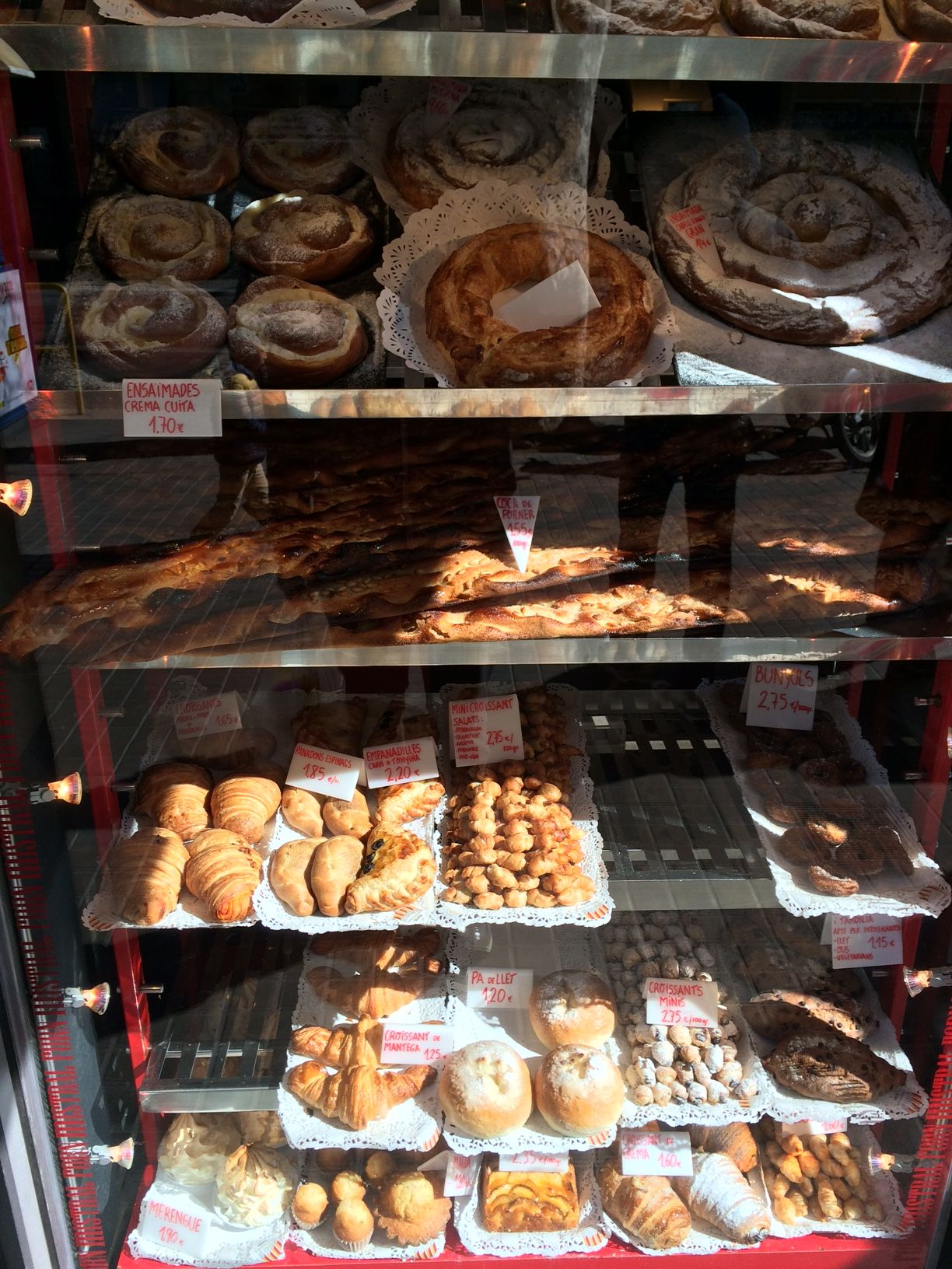 Mistral Bakery, Barcelona Spain Bakery, Barcelona spain