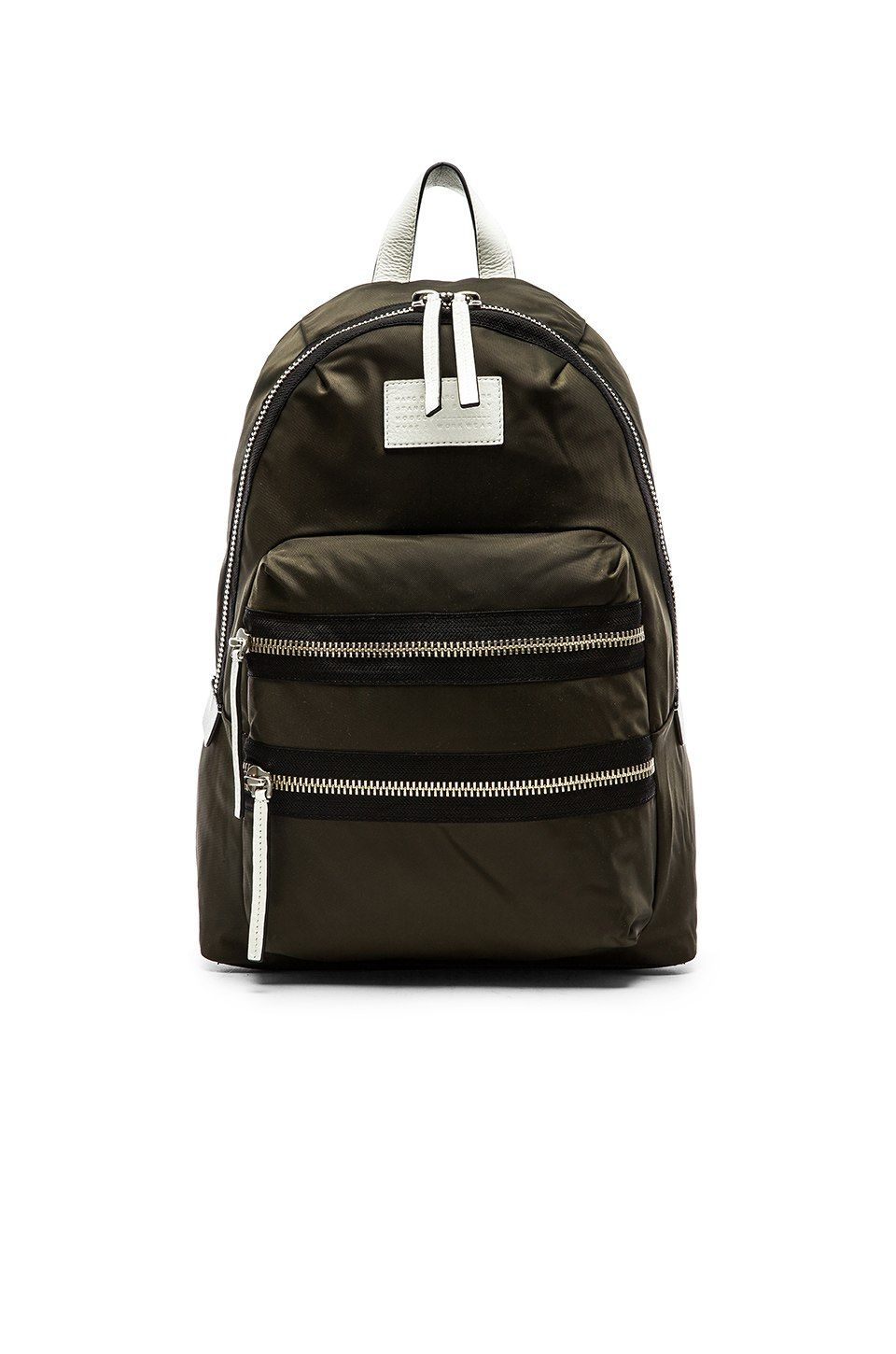 93901a42c171 Marc by Marc Jacobs Domo Arigato Packrat Backpack in Spanish Moss ...