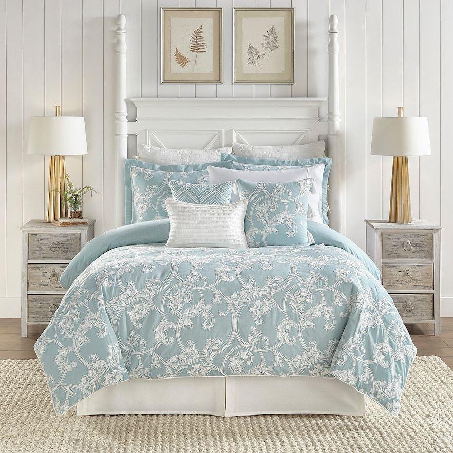 Croscill willa comforter set comforter sets bed decor