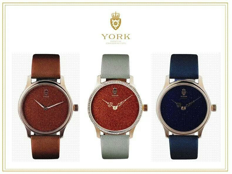 Stunning ladies watches from YORK WATCHES.