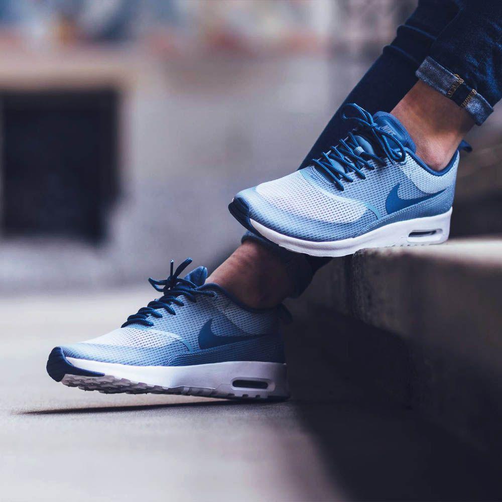 sports shoes 2873c 7e260 Blue Grey × Ocean Fog Air Max Thea TXT