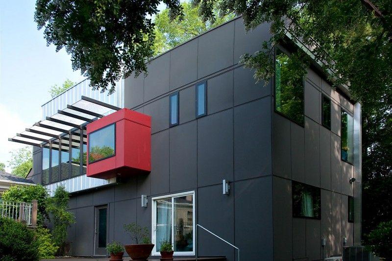 Schönberg Residence by Dialect Design Architects Design architect