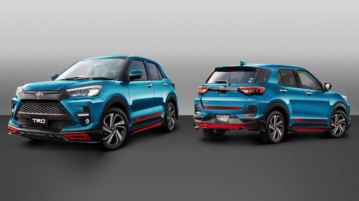 Mengikuti Jejak Dari Daihatsu Yang Meluncurkan Rocky Pihak Toyota Juga Menghadirkan Suv Terbaru Mereka Yang Diberi Nama Toyota Raize Daihatsu Suv Toyota