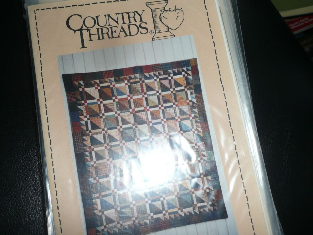 Country Threads Spaghetti For A Crowd  Quilt  Pattern #countrythreads