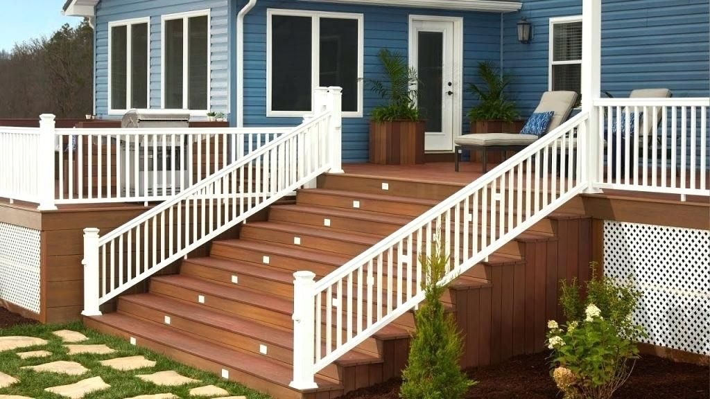 Best Image Result For Brown Deck Blue House Backyard Patio 400 x 300