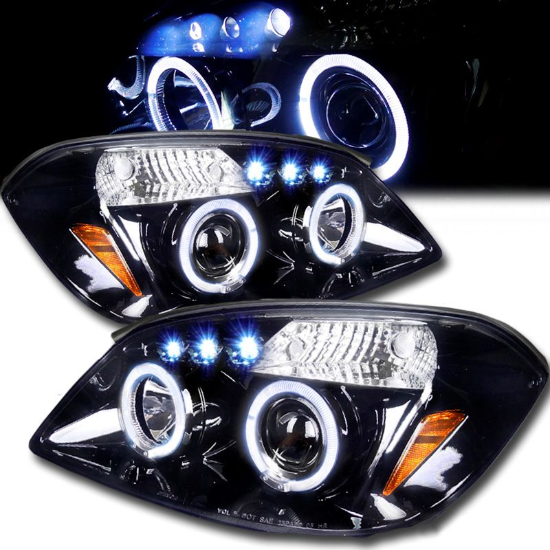0510 Chevy Cobalt / G5 / Pursuit Angel Eye Halo & LED