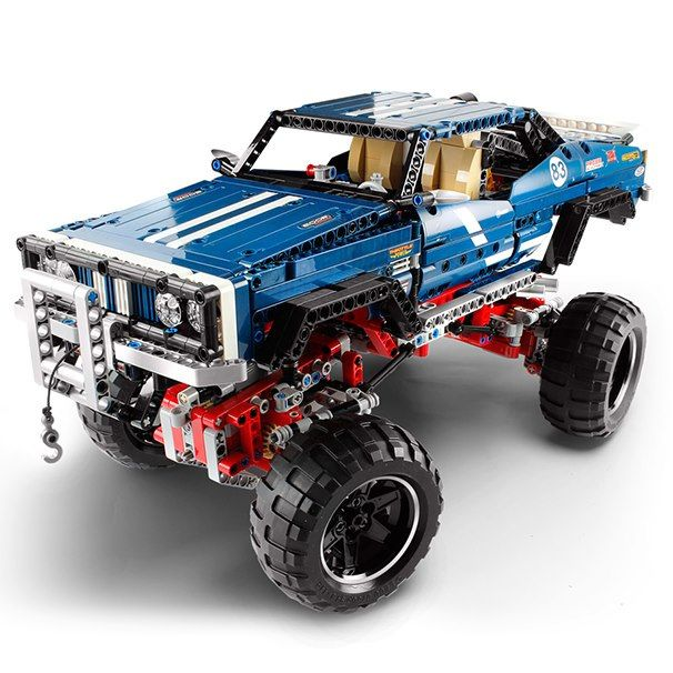 LEGO Technic Co-Creation Model (41999)