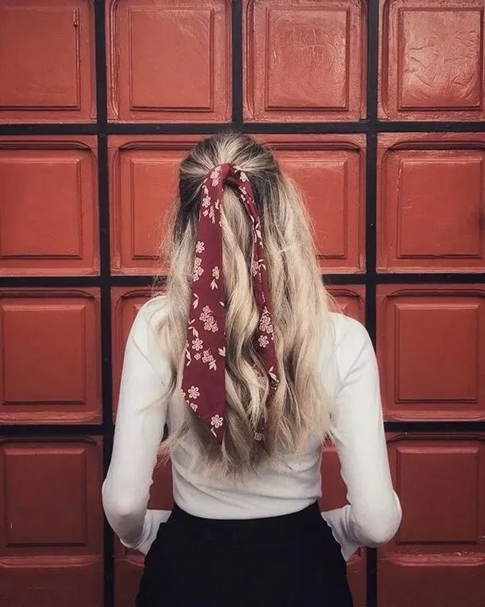 #hairscarfstyles