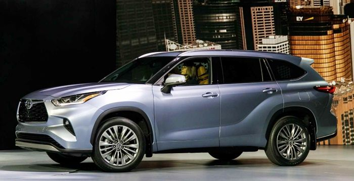2020 Toyota Highlander Price Canada Review Thanks To Recent Debuts Of Models Such As The Kia Telluride And Volkswagen Atlas Buyers Have More Choices Than Eve