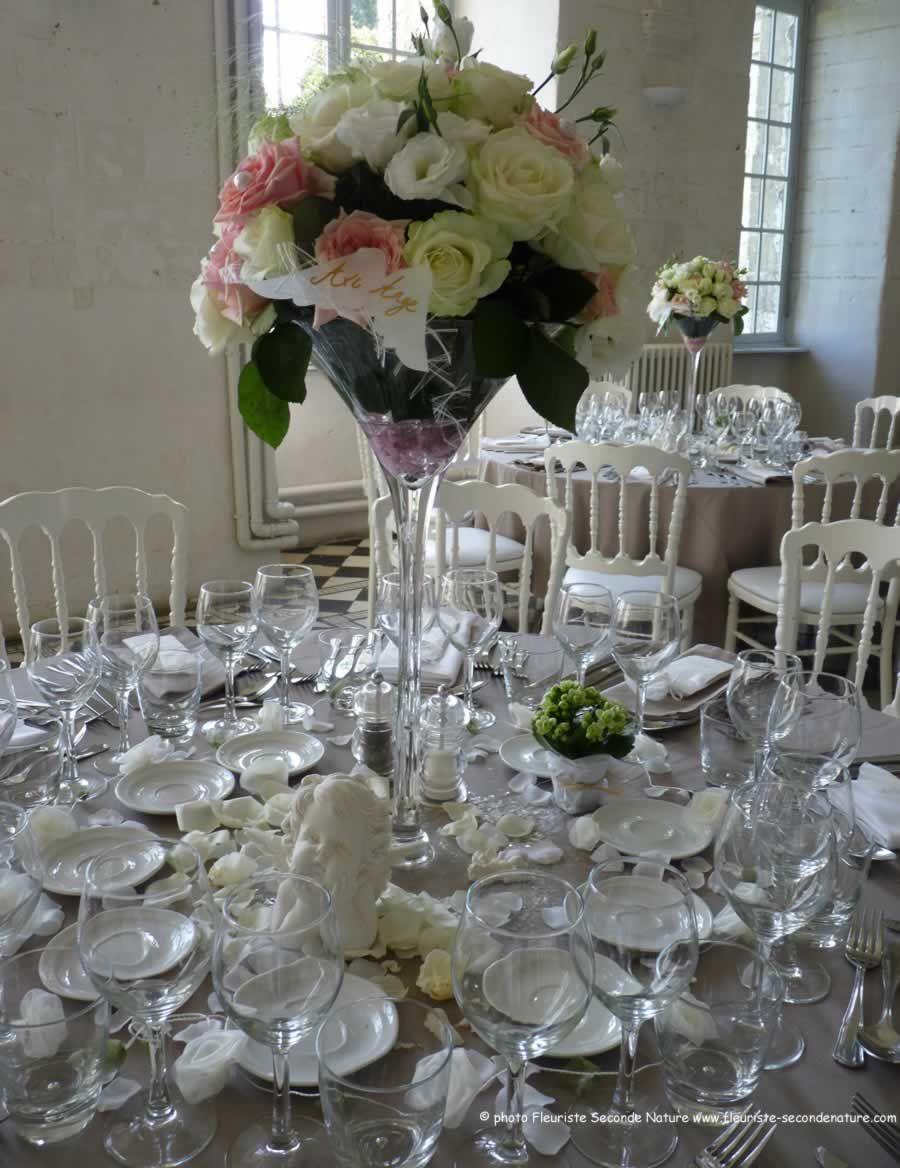 Decoration florale table mariage fleuriste seconde 900 1168 d co florale pinterest - Decoration florale mariage ...