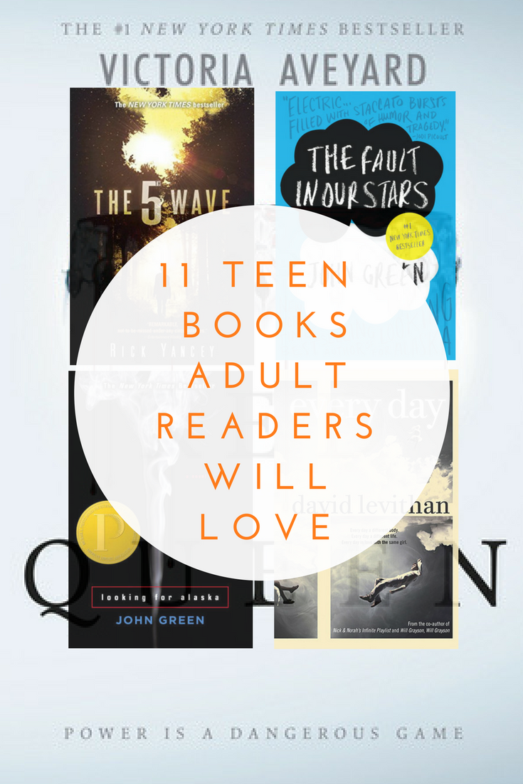 11 Teen Books Adult Readers Will Love Book Ideas Pinterest