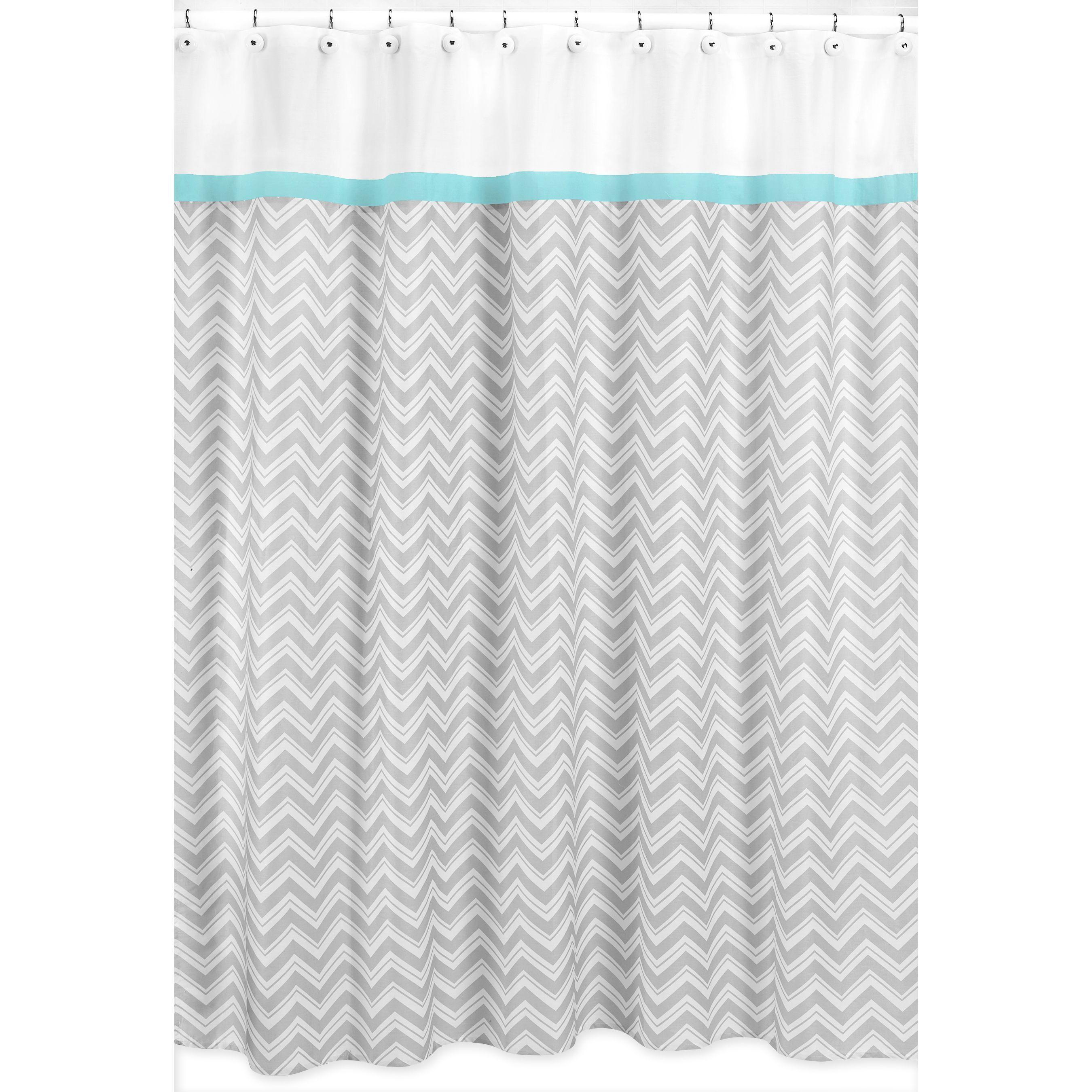 Sweet Jojo Designs Shower Curtain 5 Percent Cash Back