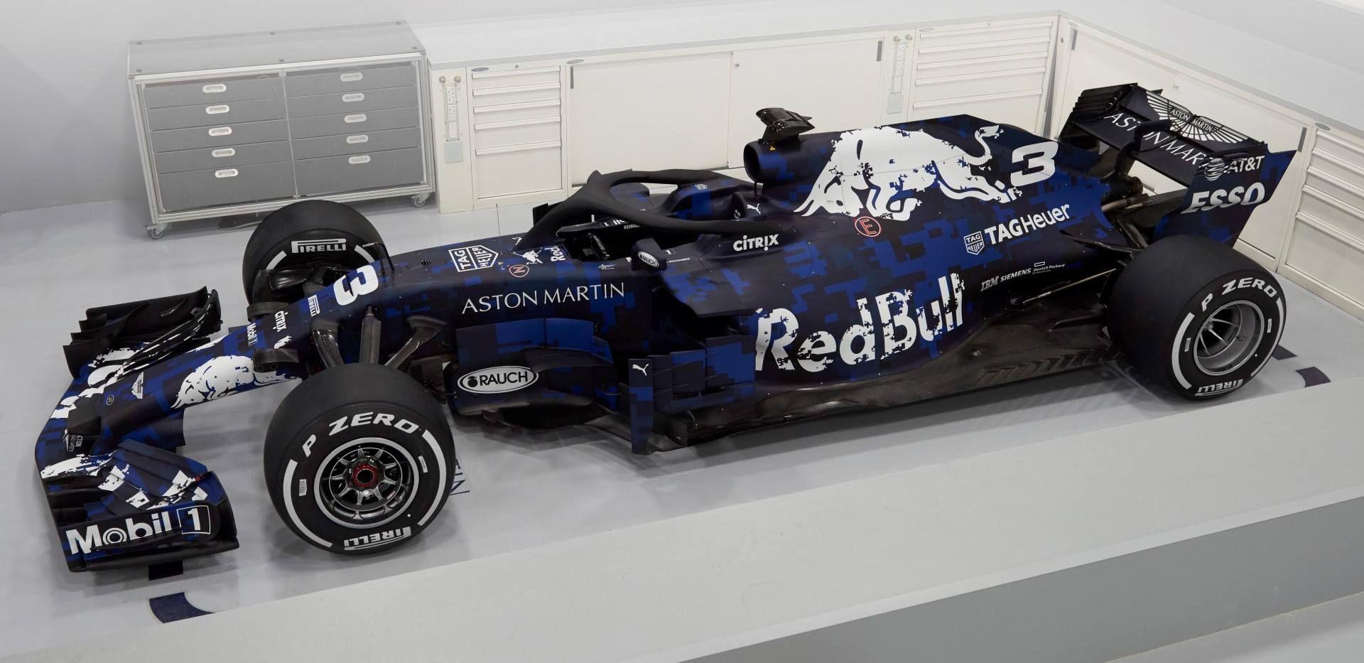 Aston Martin Red Bull Racing Da Ist Der Neue Formel 1 Flitzer Astonmartin Redbull Rbracing Rb14 Aston Martin Aston Formel 1 Formel 1 Wagen Rennwagen