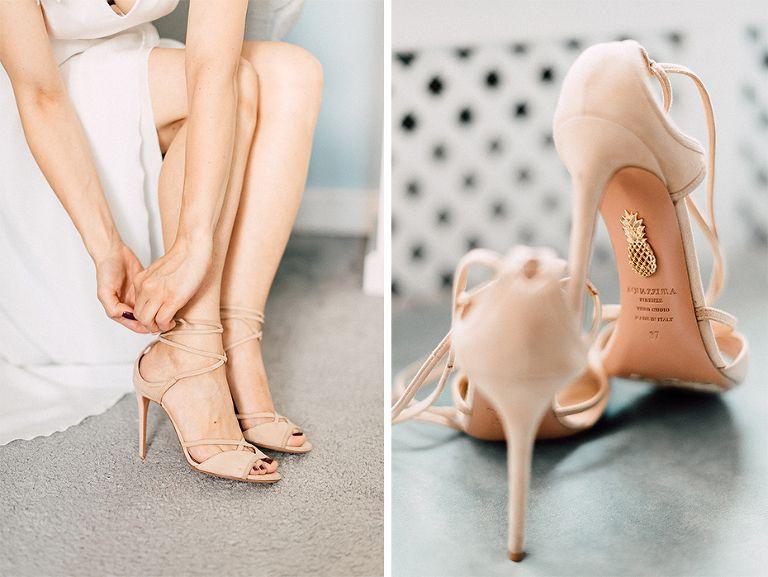 Asia Dawid Slub Wedding Shoe Fashion Bridal