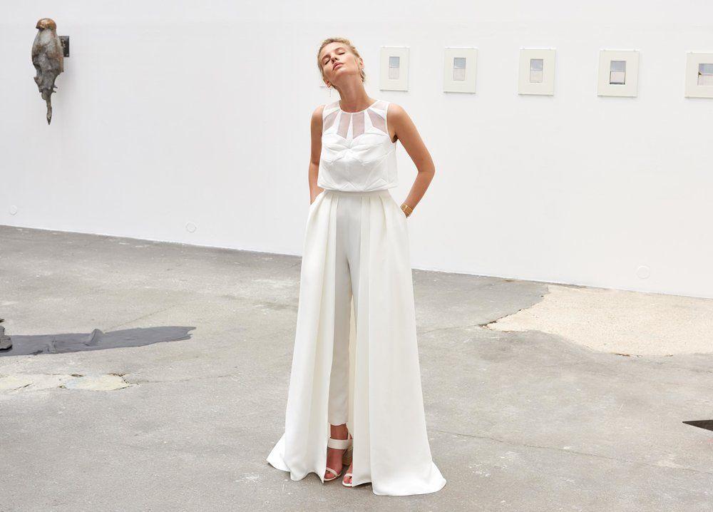 Haut et pantalon traine de mari e de la collection 2017 for Dans ma ville on traine
