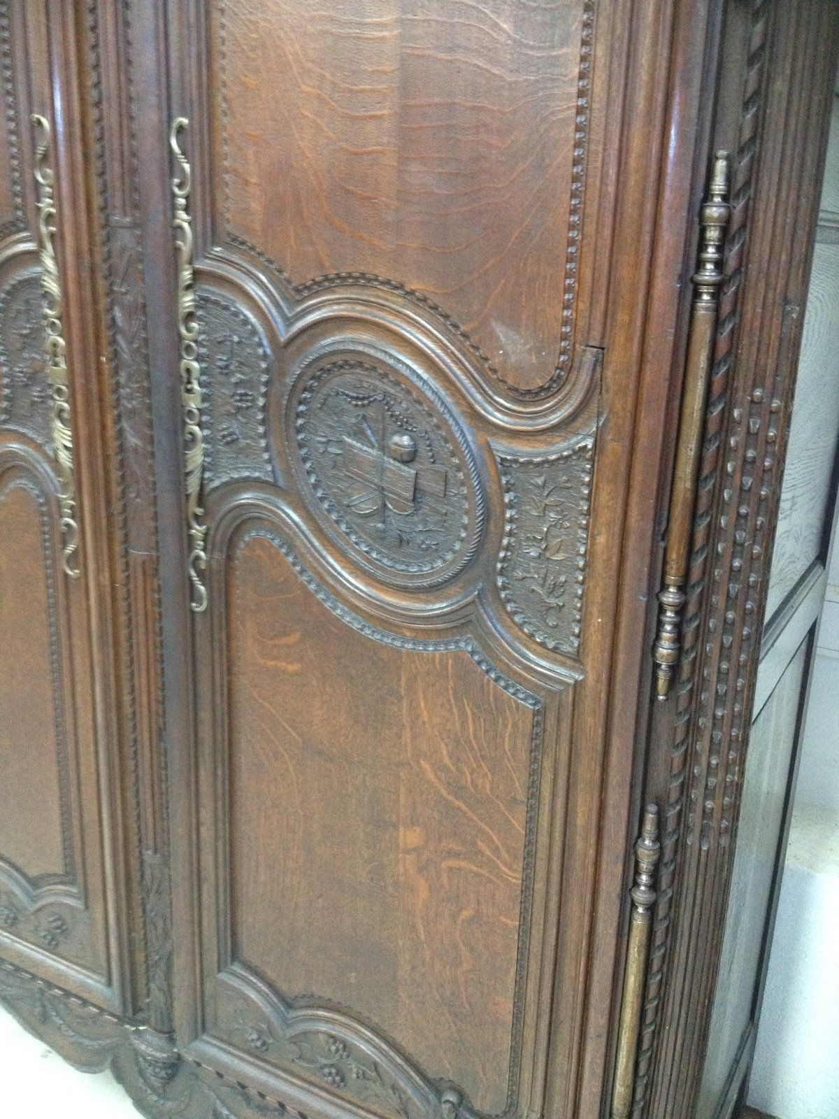 armoire normande 18Ème | ebay | armoire normande | pinterest