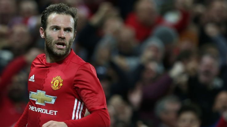 Juan Mata becoming one of the most important players at Man Utd - Neville - ESPN FC