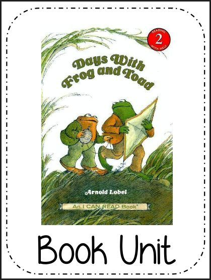New Downloads 4 Complete Book Units Days With Frog And Toad