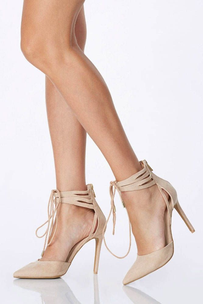 A super chic pair of pumps that's classy and fun!