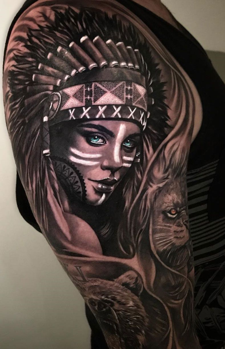77cb6c9d6 How to Get Rid of a Bad Tattoo | Tattoos | Native tattoos, Native ...