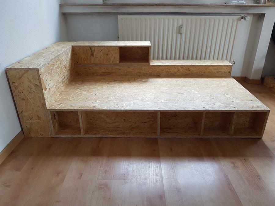 Sofa Selber Bauen Mit Diesem Bauplan Dieses Sofa Ist Ein Kombinationswunder Sowohl Als Eckkombination Sofa Selber Bauen Couch Selber Bauen Bett Selber Bauen