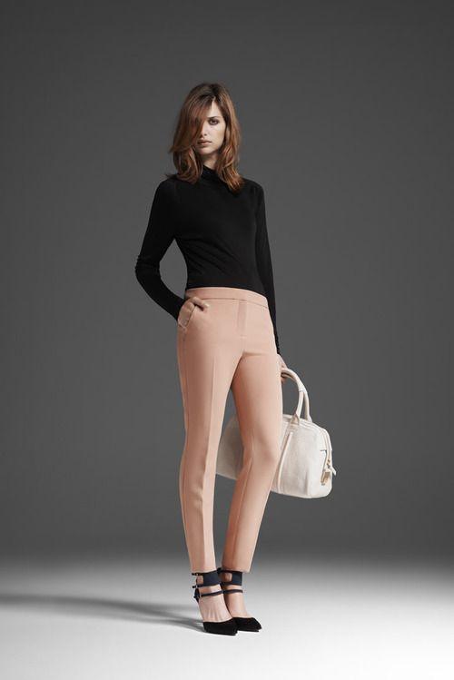 From Paris to London — factoryoffur: Reiss Womenswear Autumn Winter...