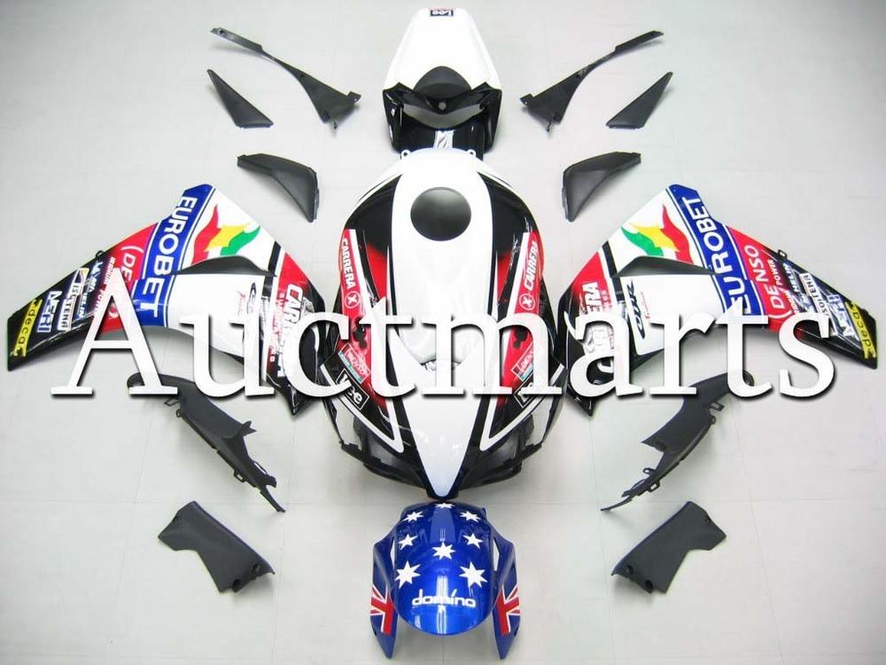 370.17$  Know more  - For Honda CBR 1000RR 2008 2009 2010 2011 CBR 1000 RR ABS Plastic motorcycle Fairing Kit Bodywork CBR1000RR 08 09 10 11 C04