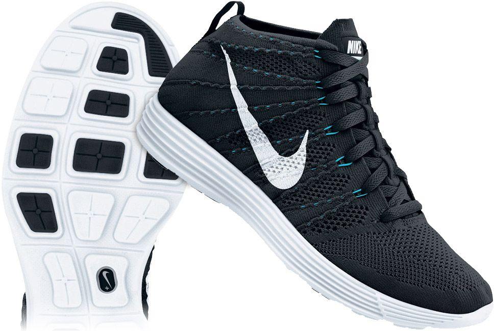 Nike Lunar Flyknit Chukka Chukka Flyknit Moda masculina f44b09