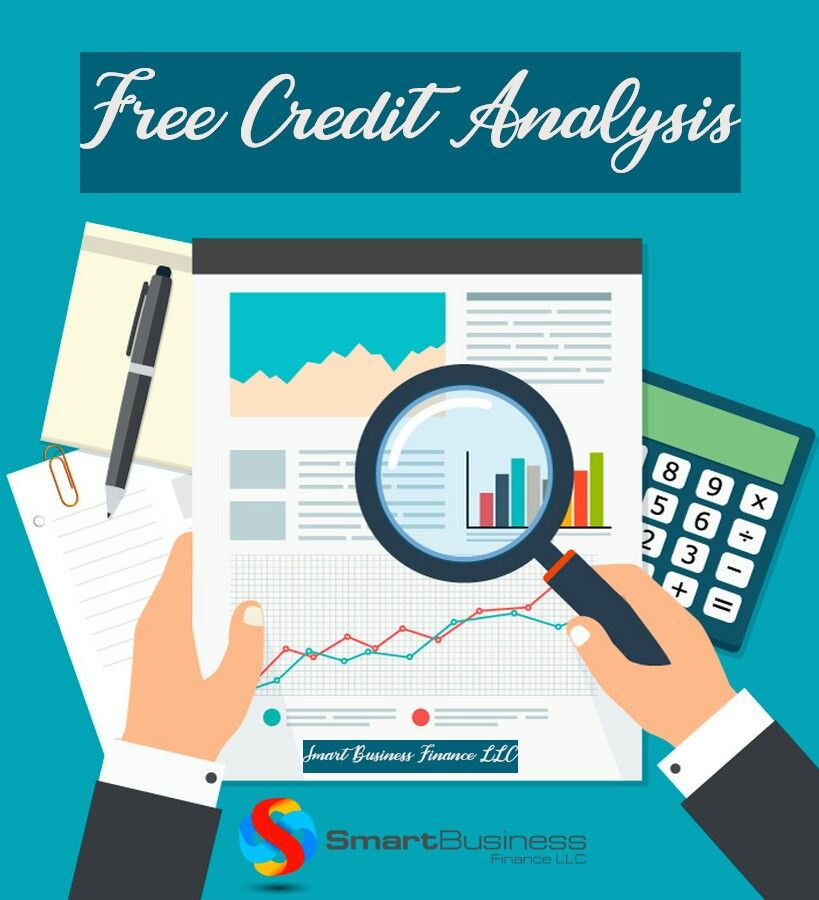 Get a FREE credit score analysis from a real credit repair