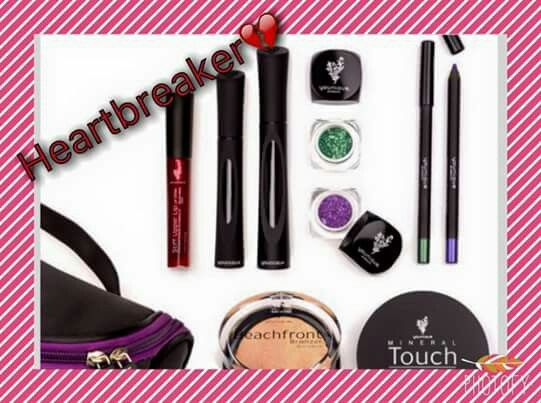 Younique Heartbreaker Collection  www.youniqueproducts.com/ginashelton