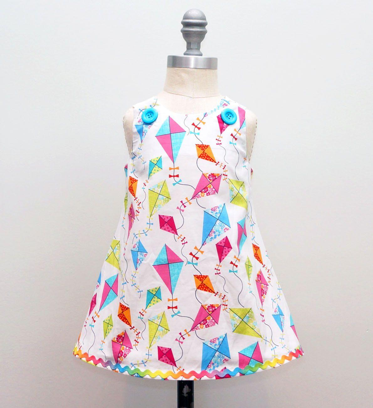 Zimmer im westlichen stil fly a kite dress girls kite print jumper dress by palmvalleykids