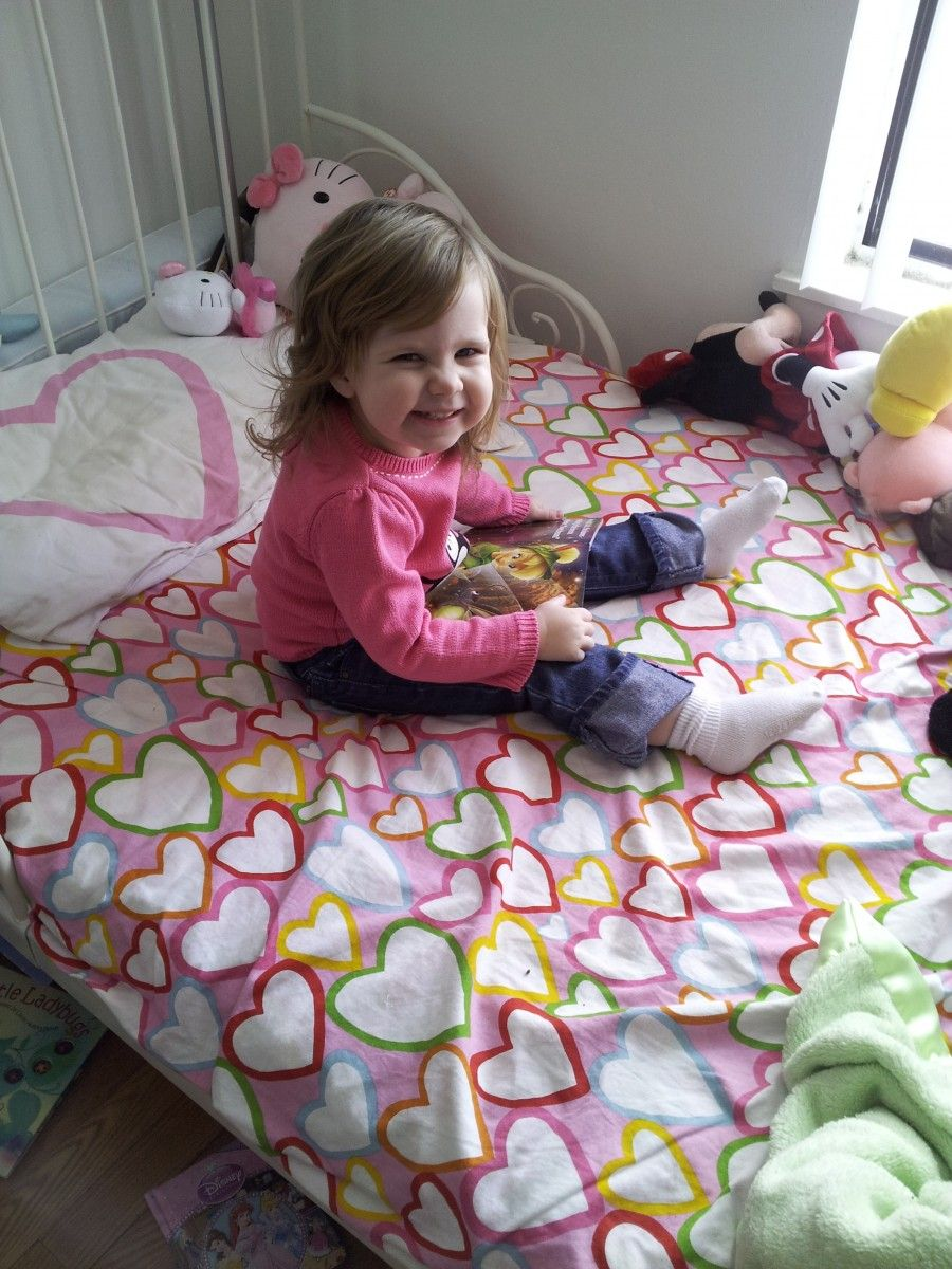 Toddler Bed Transition Tips