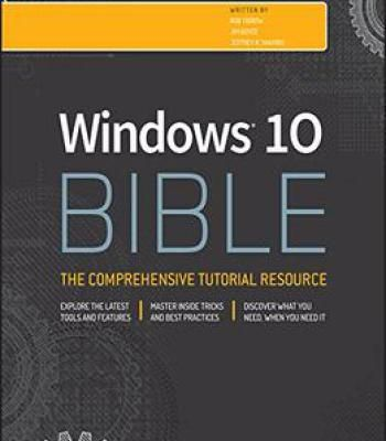 Windows 10 Bible PDF Software Pinterest Windows 10 and Software - free spreadsheet application for windows 10