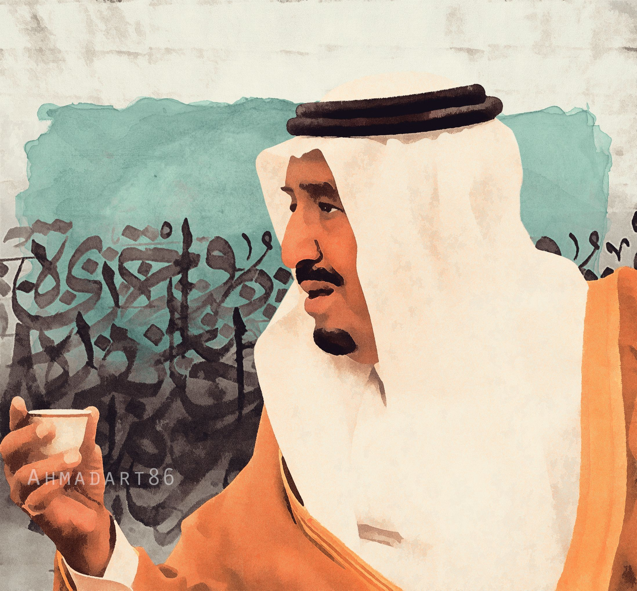 Pin By Fayon On My Designs Arabic Art Art Creative Artwork
