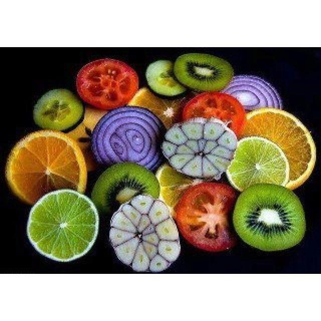 Beautiful food....