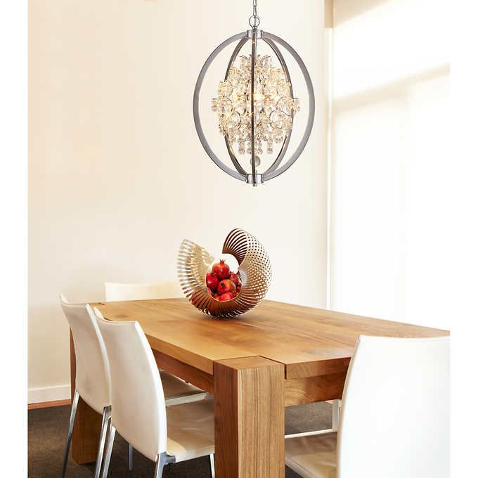 Ove pena led chandelier 270 costco third time is a charm ove pena led chandelier 270 costco aloadofball Image collections