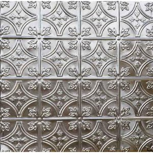Beautiful Tin Ceiling Or Wall Tile Peel And Stick Removable Decal Tin Ceiling Tin Tiles Decorative Tin Tile