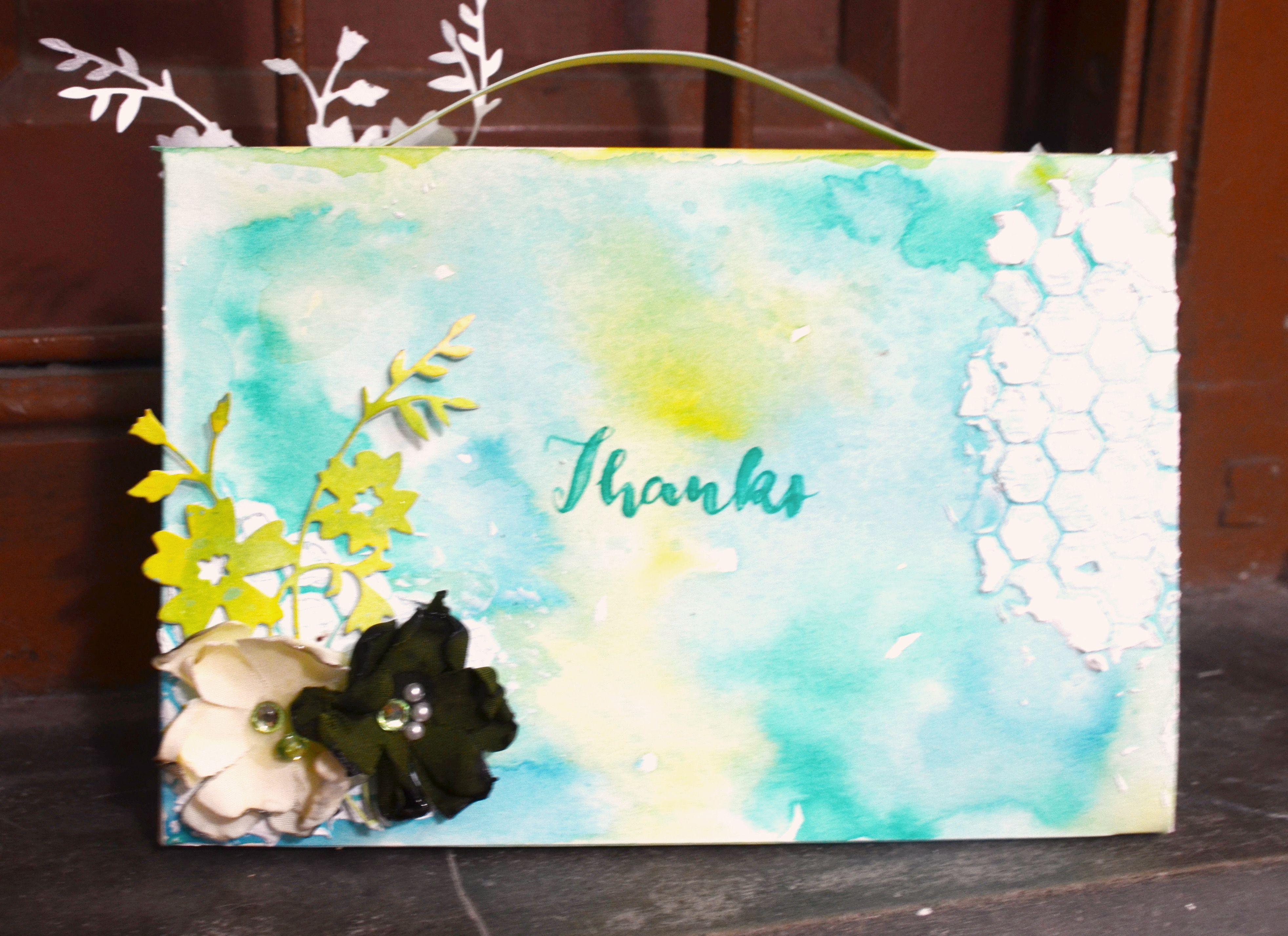 DIY flowers and watercolour paints t box geschenkschachtel scatole di regalo caja diy schőnverpackt packaging verpackung geschenk schachtel giveaway