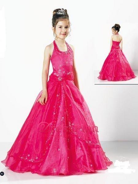 089800ef1b Vestidos de Fiesta para Niñas