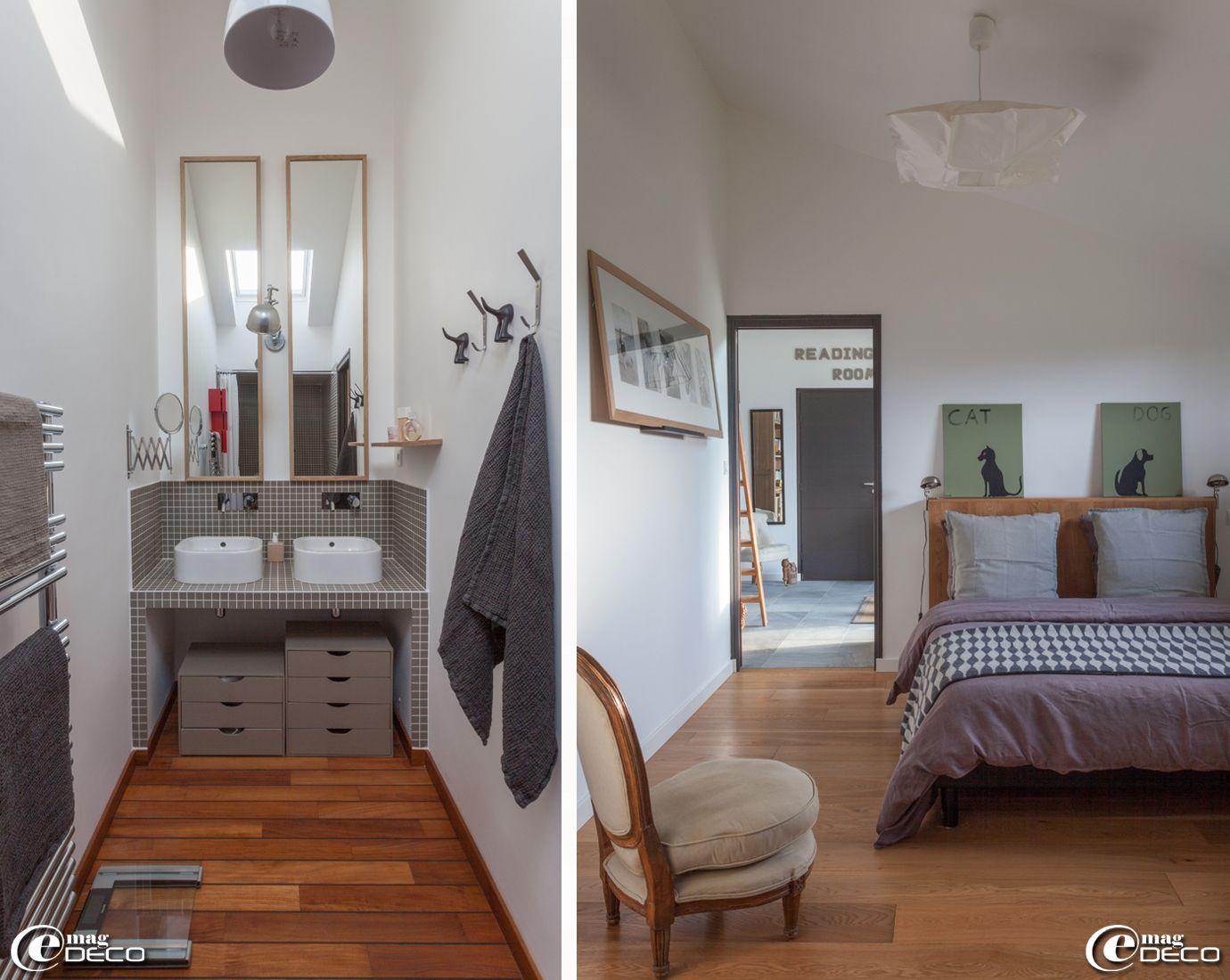 parquet pont de bateau pas cher design salle de bain avec parquet pont de bateau quick step. Black Bedroom Furniture Sets. Home Design Ideas