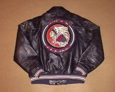 Vintage Avirex Leather Jacket On Ebay!!!