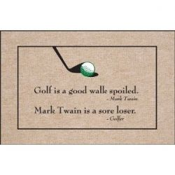 Ordinaire Looking For A Decorative Doormat With A Little Attitude? Tired Of Boring  Old Doormats? These Golf Inspired Doormats Are Not Only Funny Theyu0027re.