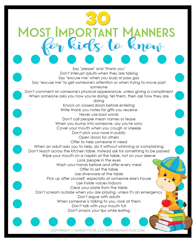 Worksheets On Respect