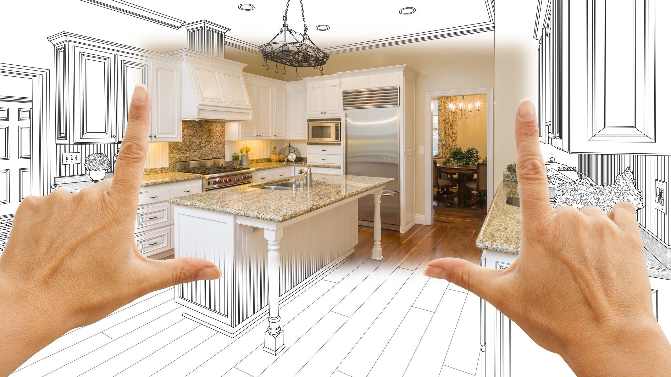 Pin By Rahat Interior On Rahat Interior Design Custom Kitchens Design Home Renovation Top Interior Designers