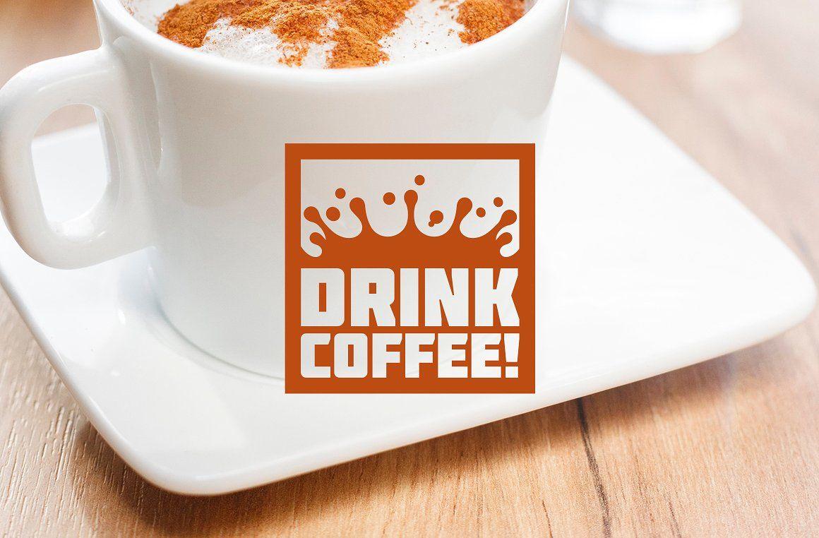 Coffee logos Coffee logo, Coffee, Coffee drinks