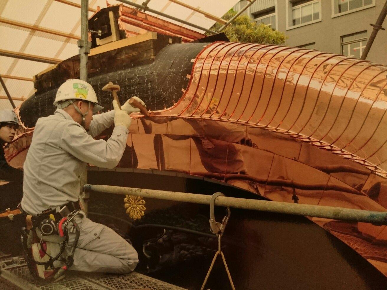 Best Copper Roof Metal Roof Metal Roof Construction 400 x 300
