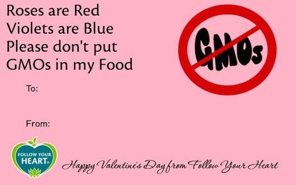 Cheesy Valentines' Day Cards For The Vegan - DesignTAXI.com