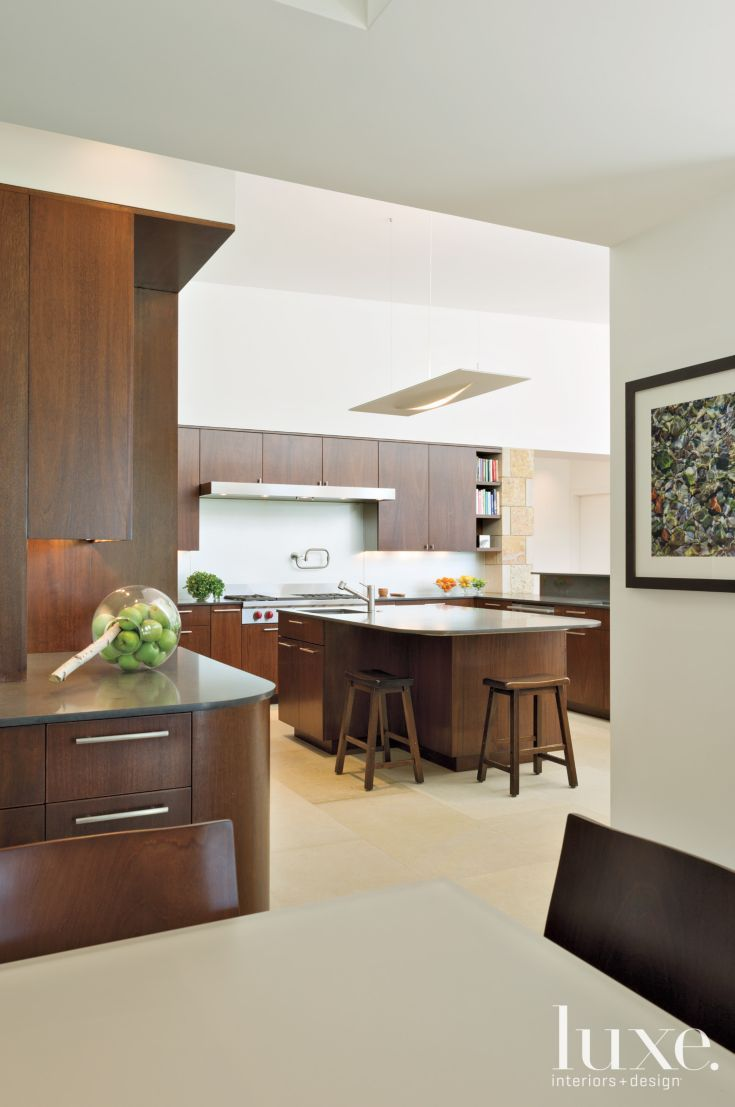 Best Modern Mahogany Kitchen With Images Mahogany Kitchen 400 x 300