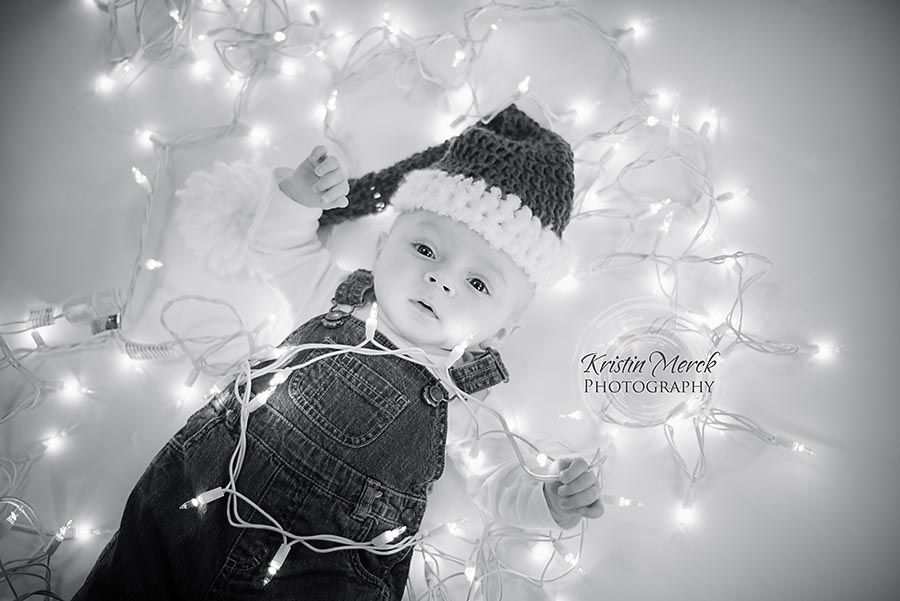 great holiday photos of babies pittsburgh baby photographer